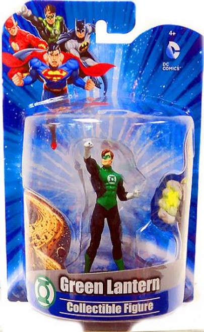 DC Green Lantern 4-Inch Collectible Figure