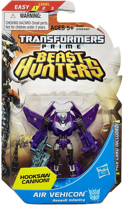 Transformers Prime Beast Hunters Legion Air Vehicon Legion Action Figure