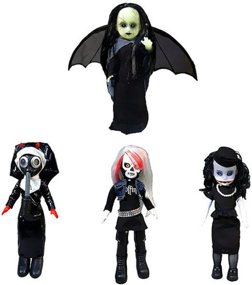 Living Dead Dolls Resurrection Series 7 Set of 4 Exclusive Dolls [Variant]