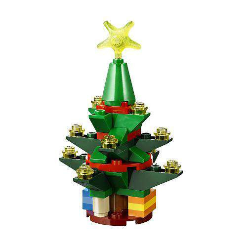 LEGO Creator 2013 Christmas Tree Mini Set 30186 Bagged