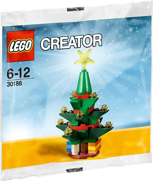 LEGO Creator 2013 Christmas Tree Mini Set #30186 [Bagged]