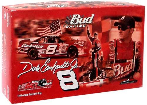 NASCAR Dale Earnhardt Jr. Big Rig Hauler Model