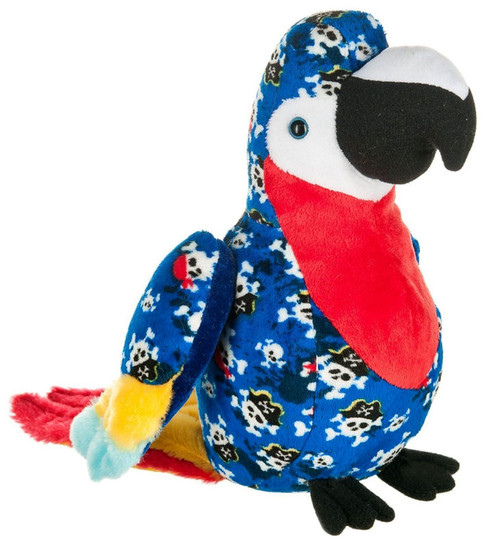 Webkinz Pirate Parrot Plush