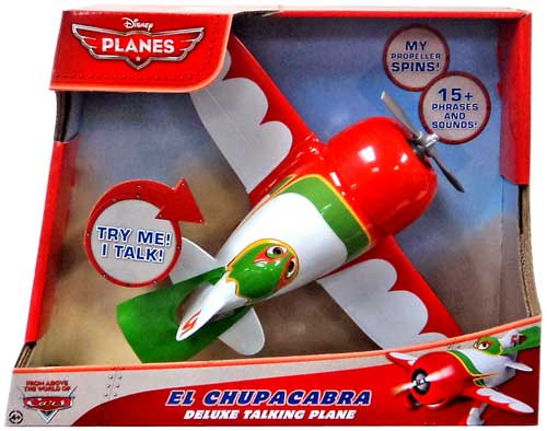 Disney Planes El Chupacabra Vehicle