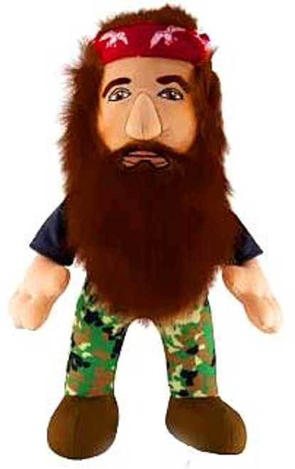Duck Dynasty Willy 8-Inch Plush Figure [With Sound]