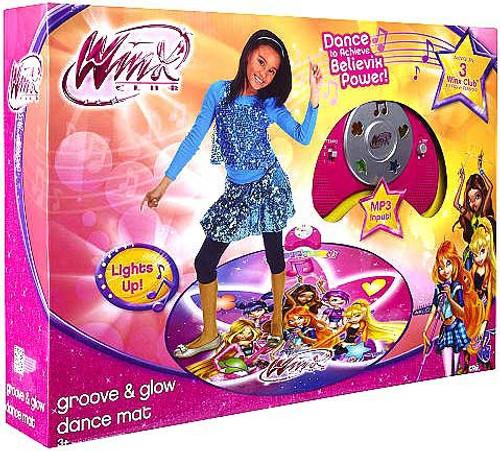Winx Club Groove & Glow Dance Mat