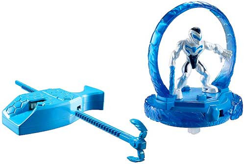 Turbo Battlers Max Steel Figure [Transformation]