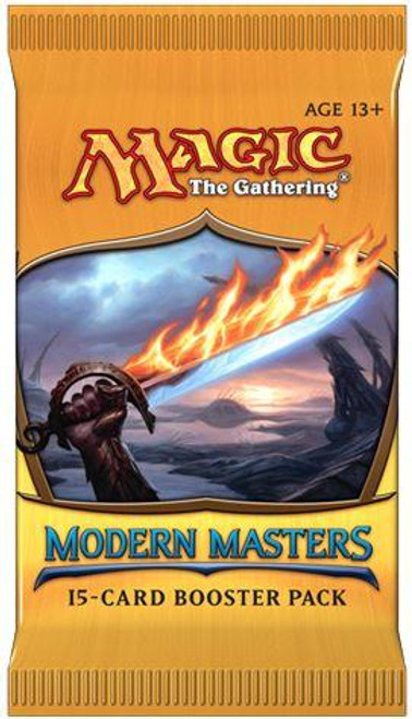 MtG Modern Masters Booster Pack