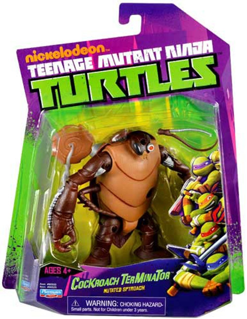 Teenage Mutant Ninja Turtles Nickelodeon Cockroach Terminator Action Figure