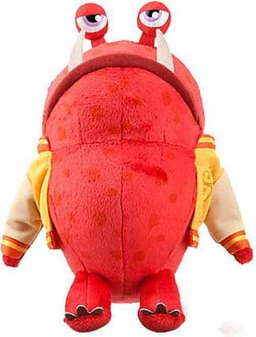 Disney / Pixar Monsters University Big Red Exclusive 7.5-Inch Plush