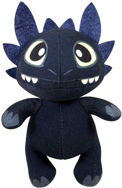 How to Train Your Dragon Defenders of Berk Buddies [With Sound] Toothless Plush [Night Fury]