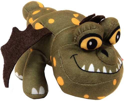 How to Train Your Dragon Defenders of Berk Buddies [With Sound] Gronckle Plush