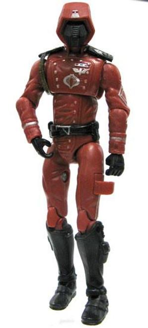 GI Joe Loose Crimson Guard Action Figure [Version 9 Loose]