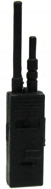 GI Joe Loose Walkie Talkie Action Figure Accessory [Black Loose]