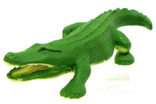 GI Joe Loose Crocodile Action Figure Accessory [Green Loose]