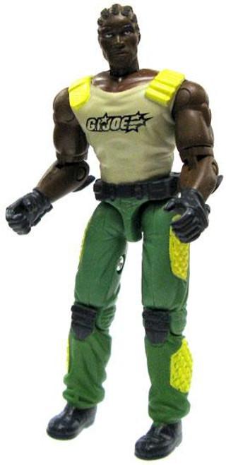 GI Joe Loose Dr. Link Talbot Action Figure [Version 2 Loose]