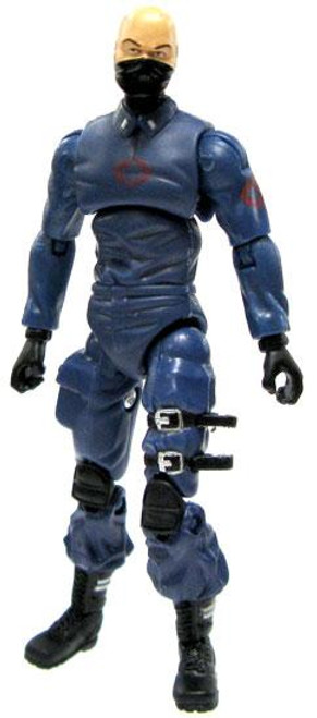 GI Joe Loose Cobra Trooper Action Figure [Version 2 Loose]