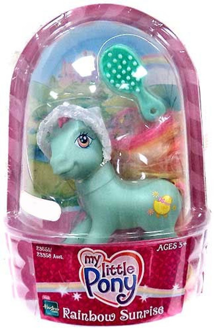 My Little Pony Classic Exclusives Rainbow Sunrise Exclusive Figure