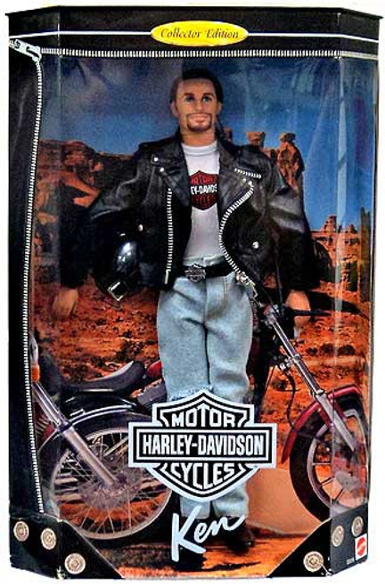 Barbie Harley-Davidson Series 1 Ken Doll