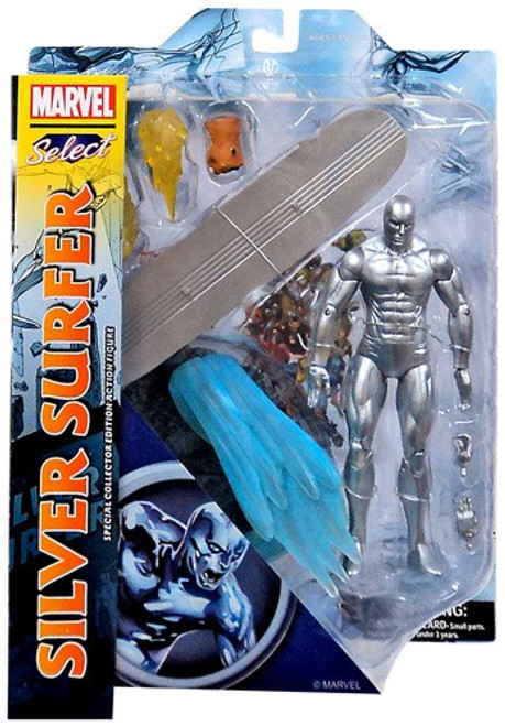 Marvel Select Silver Surfer Action Figure