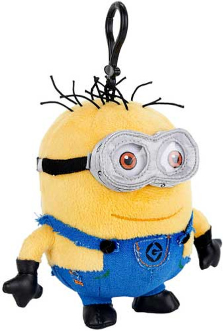 Despicable Me 2 Minion Jerry Plush Clip On