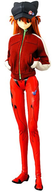Evangelion 3.0 You Can (Not) Redo Real Action Heroes Asuka Langley Exclusive 1/6 Collectible Figure