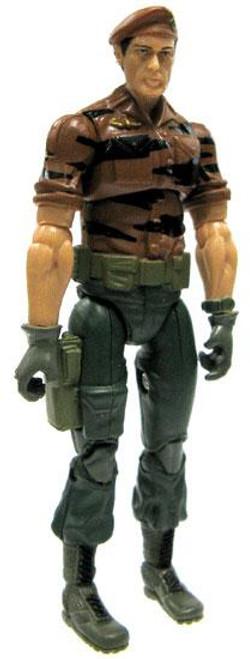 GI Joe Loose Flint Action Figure [Version 12]