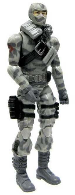 GI Joe Loose Firefly Action Figure [Version 14 Loose]