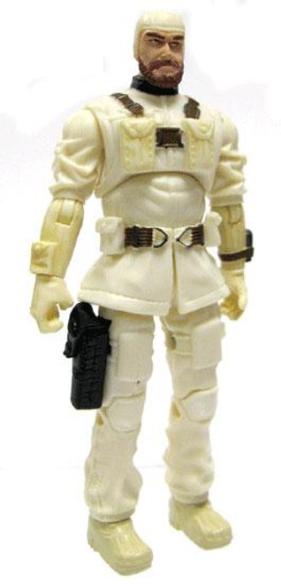 GI Joe Snow Job Action Figure [Version 3 Loose]