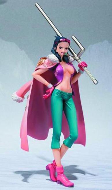One Piece Figuarts ZERO Tashigi Statue [Punk Hazard Version]