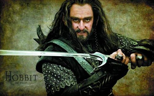 The Hobbit Orcrist Sword