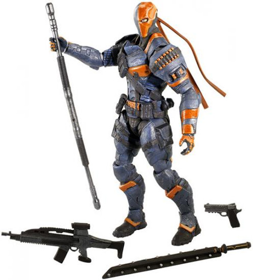 Batman Arkham Origins Deathstroke Action Figure