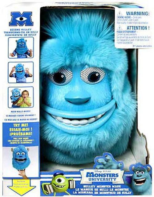 Disney / Pixar Monsters University Sulley Mask