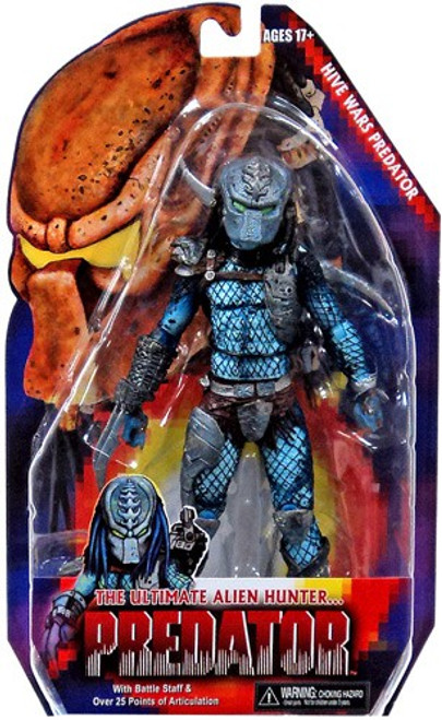 NECA Kenner Series 10 Hive Wars Predator Action Figure