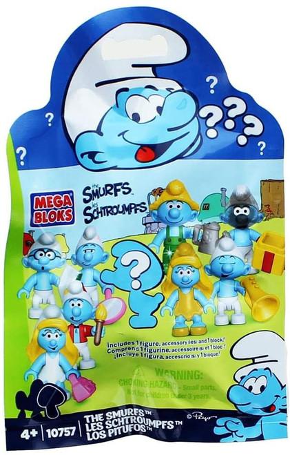 Mega Bloks The Smurfs Minifigure Mystery Pack #10757