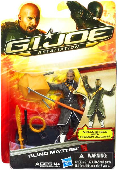 GI Joe Retaliation Blind Master Action Figure