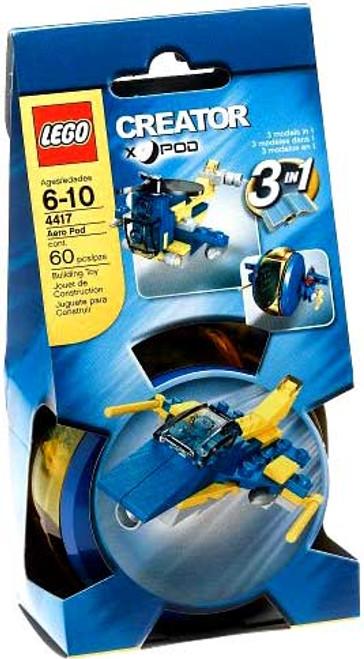 LEGO Creator Aero Pod Set #4417