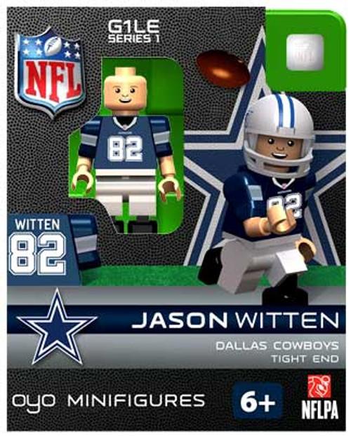 Dallas Cowboys NFL Generation 1 Series 1 Jason Witten Minifigure