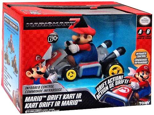 Super Mario Mario Kart Drift Kart IR Mario R/C Car