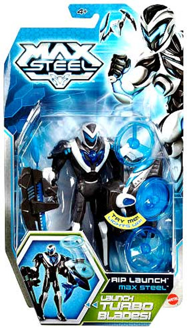 Max Steel Action Figure [RIP Launch]
