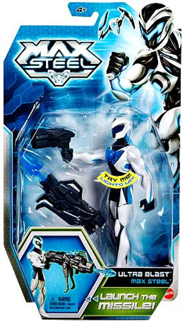 Max Steel Action Figure [Ultra Blast]