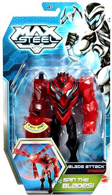 Max Steel Dred Action Figure [Blade Attack]
