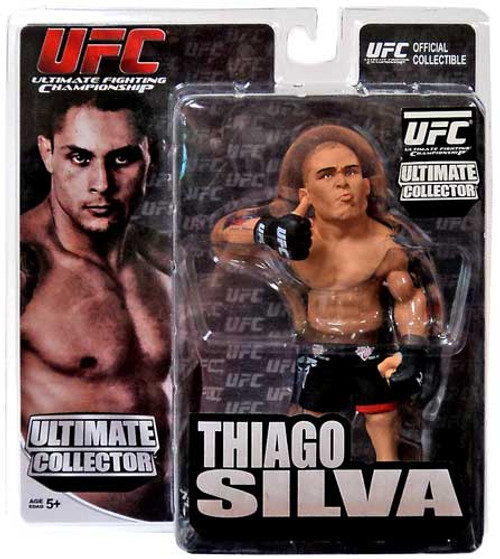 UFC Ultimate Collector Series 5 Thiago Silva Action Figure [Rectangular Package]