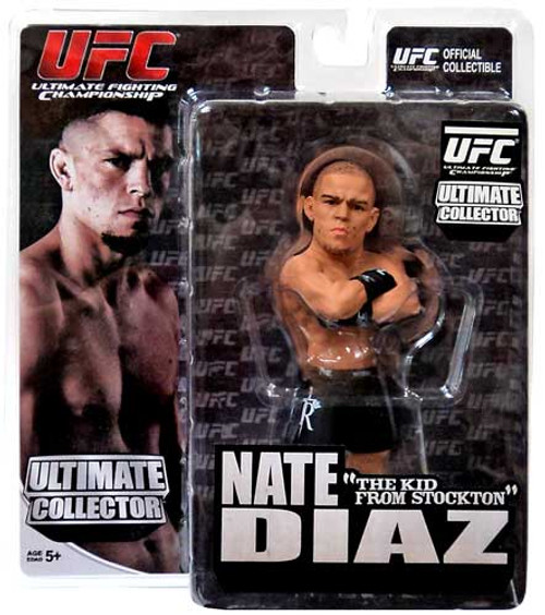 UFC Ultimate Collector Series 5 Nate Diaz Action Figure [Rectangle Package]