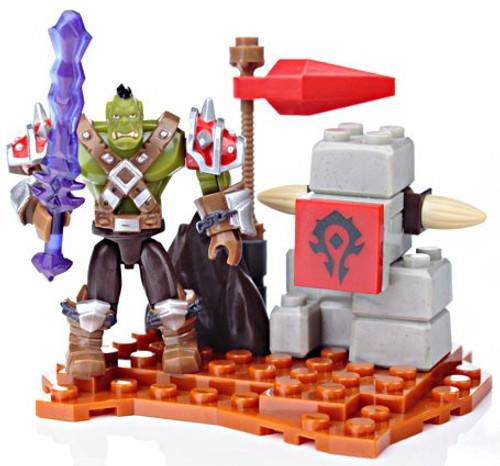 Mega Bloks World of Warcraft Faction Packs Ragerock Figure Set #91003 [Loose]