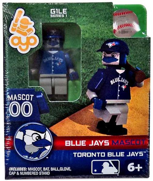 Toronto Blue Jays MLB Generation 1 Series 1 Blue Jays Mascot Minifigure