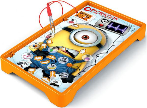 Despicable Me 2 Operation Board Game [No Figures]