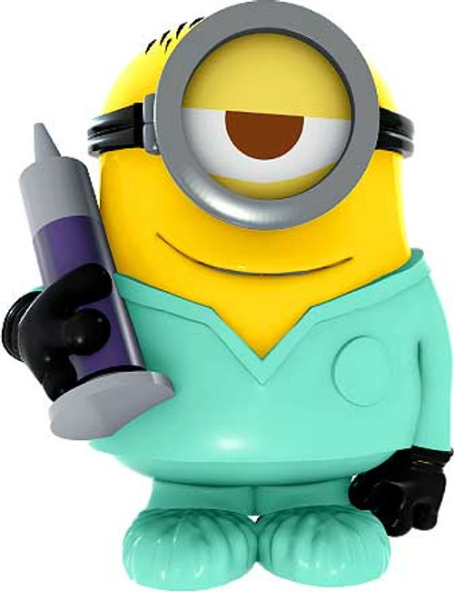 Despicable Me 2 Battle Pods Nurse Carl 1-Inch Micro Figure #50 [Loose]