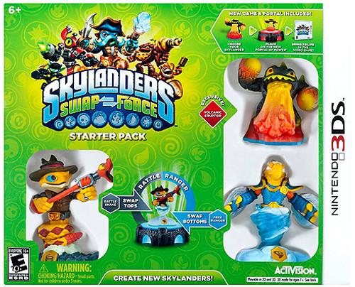 Skylanders Nintendo 3DS Swap Force Starter Pack