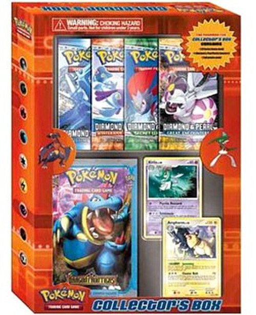 Pokemon Diamond & Pearl Collector's Box